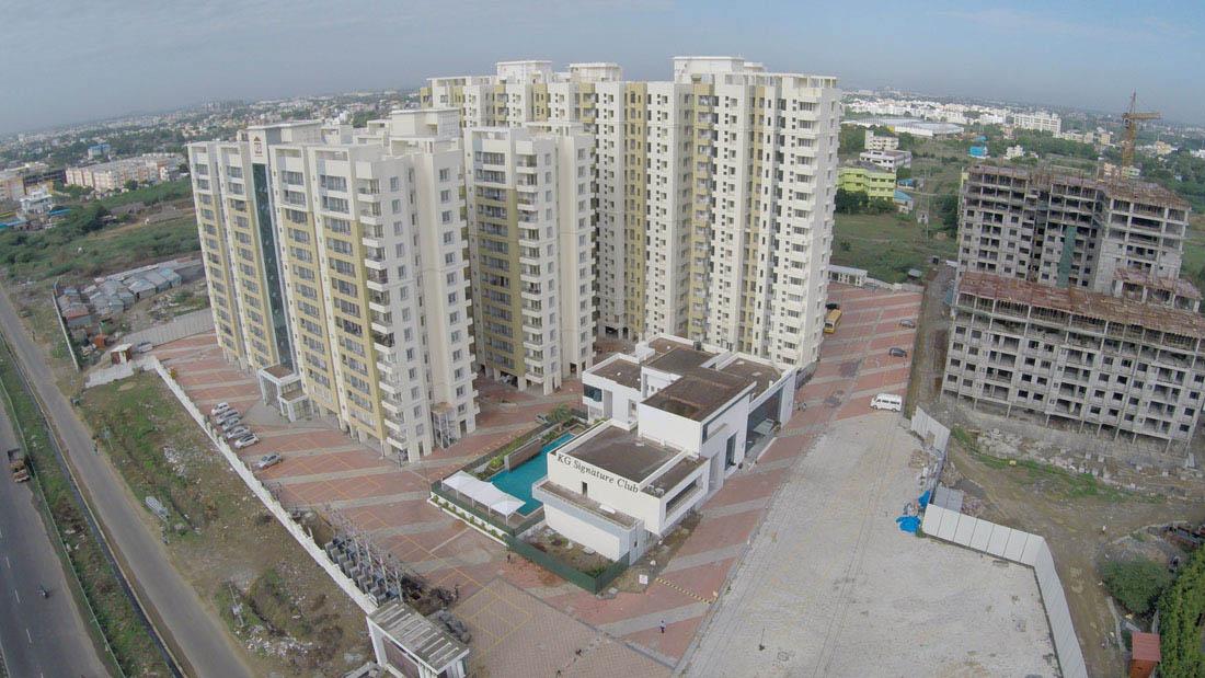 KG Signature City Mogappair Chennai 13802