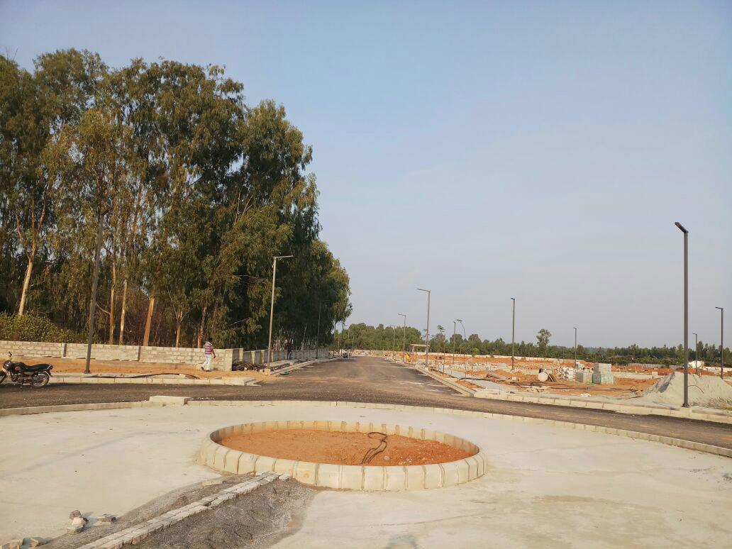 The County Address Plot Sarjapur Bangalore 13955
