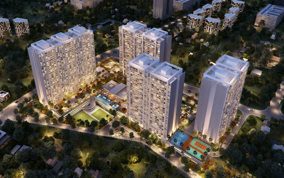 Panchshil Towers Kharadi Pune 14019