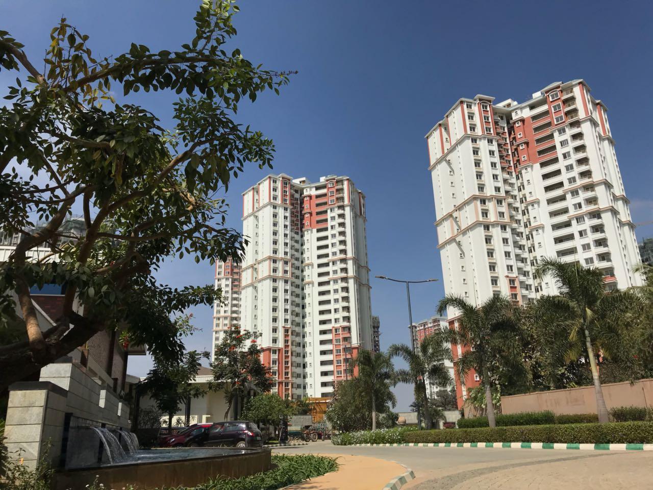Prestige Lakeside Habitat Varthur Bangalore 14026