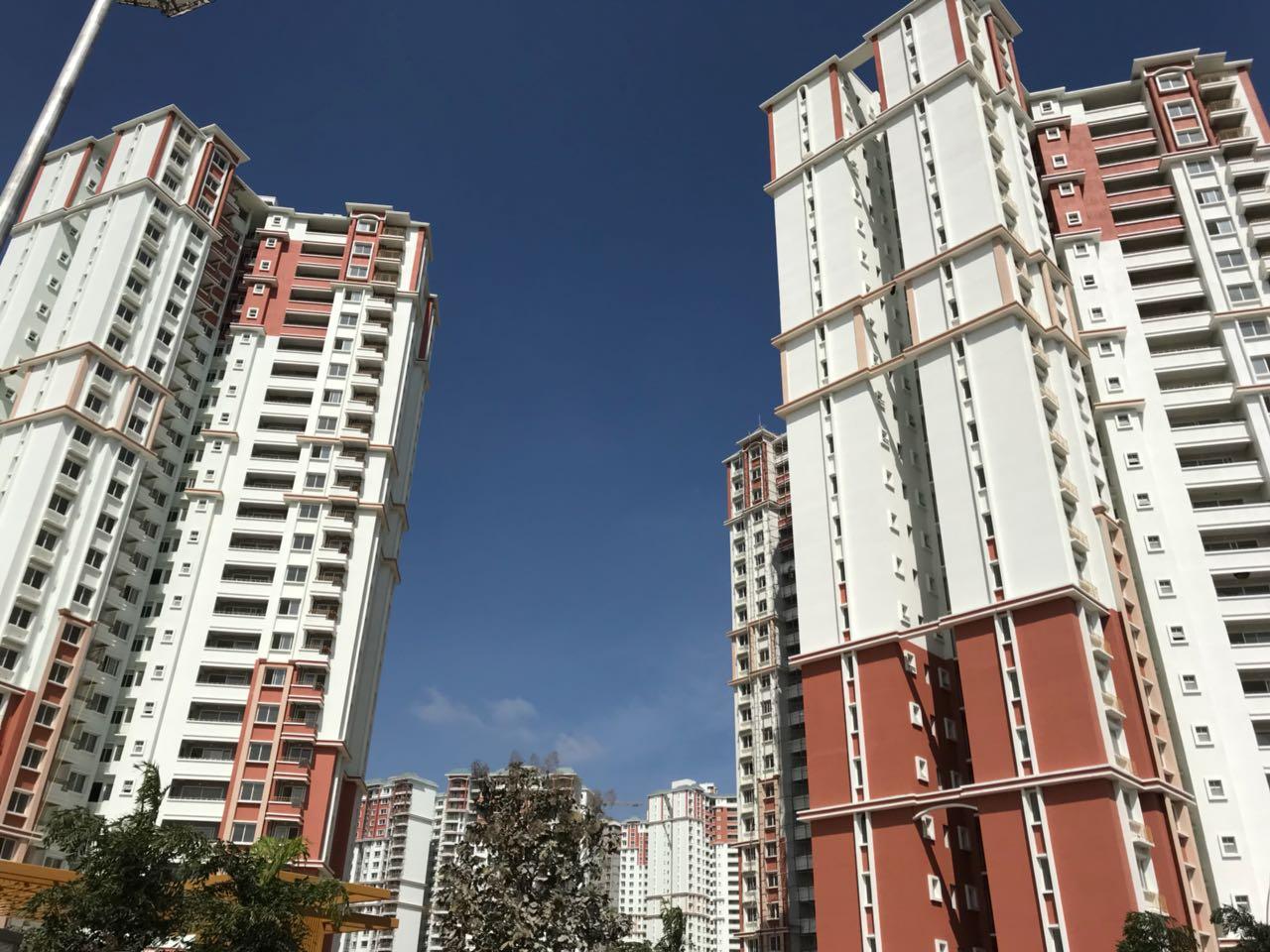 Prestige Lakeside Habitat Varthur Bangalore 14029
