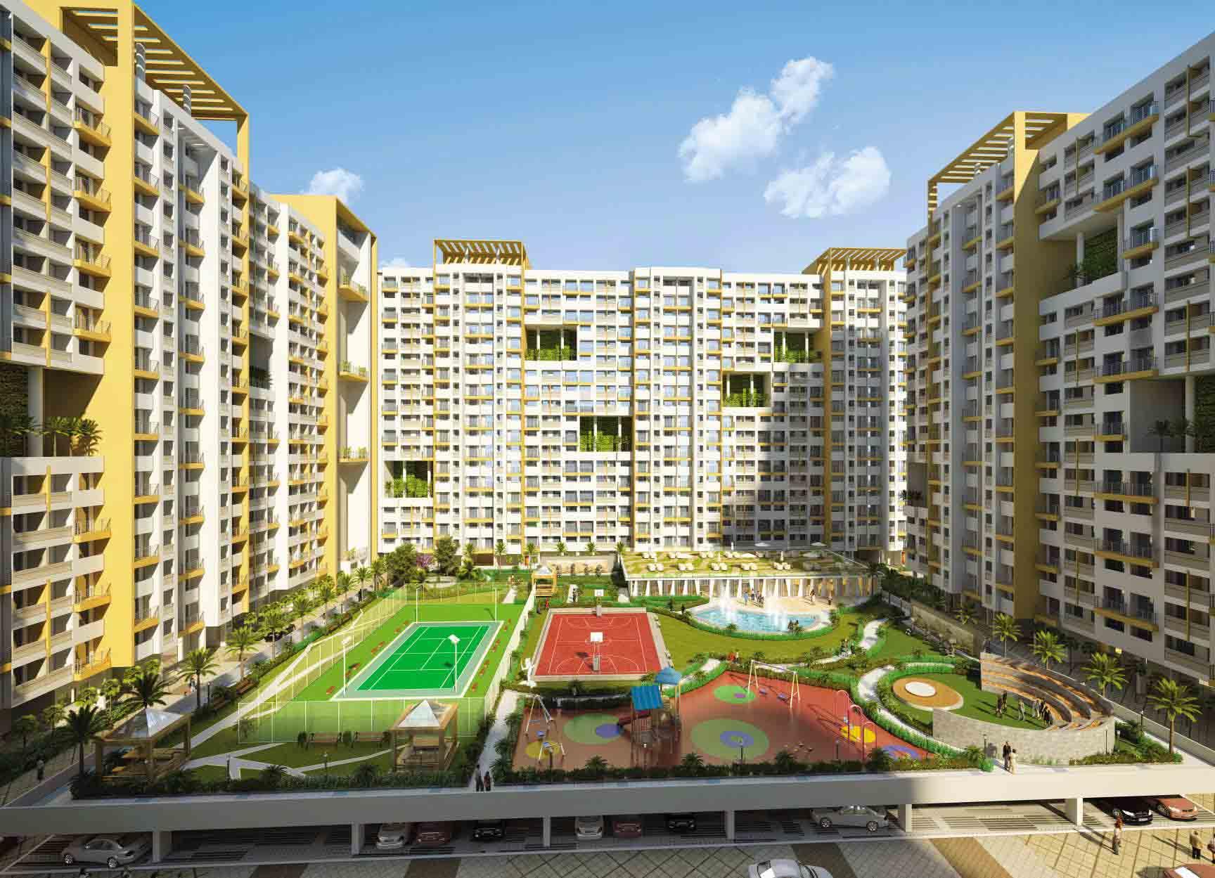 Nisarg Greens Ambarnath East Mumbai 14122