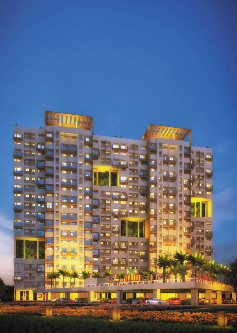 Nisarg Greens Ambarnath East Mumbai 14124
