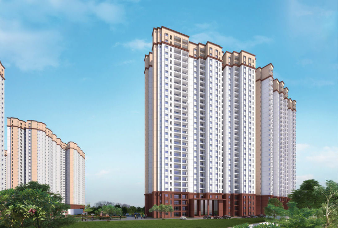 Prestige Jindal City reviews