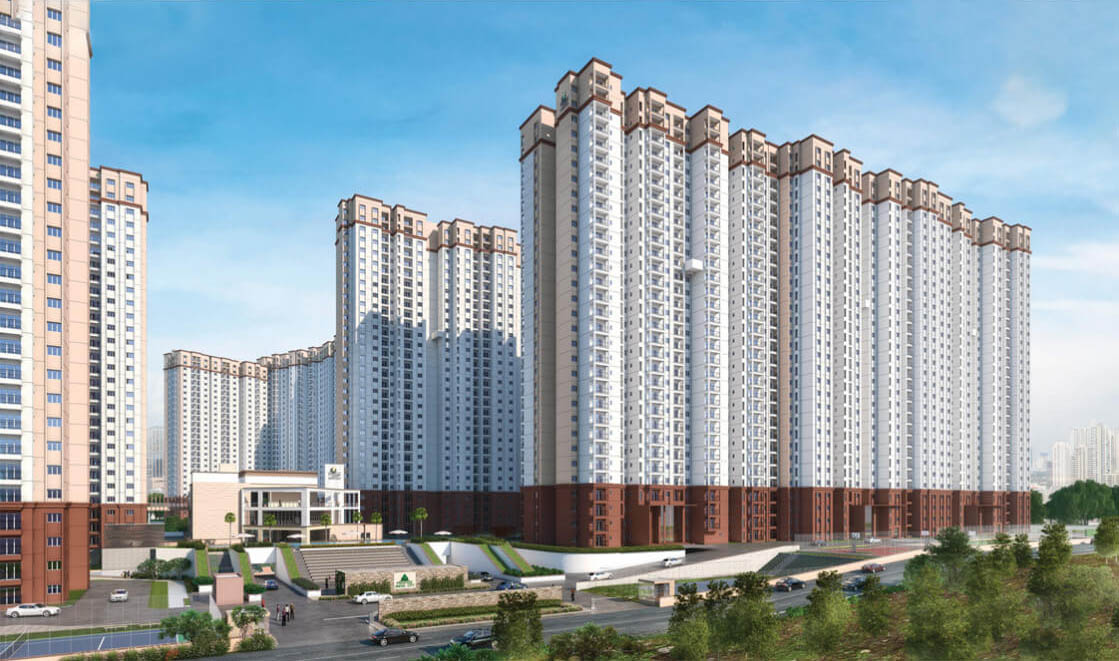 Prestige Jindal City video