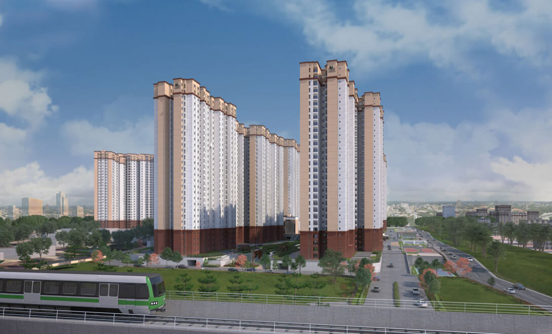 Prestige Jindal City brochure