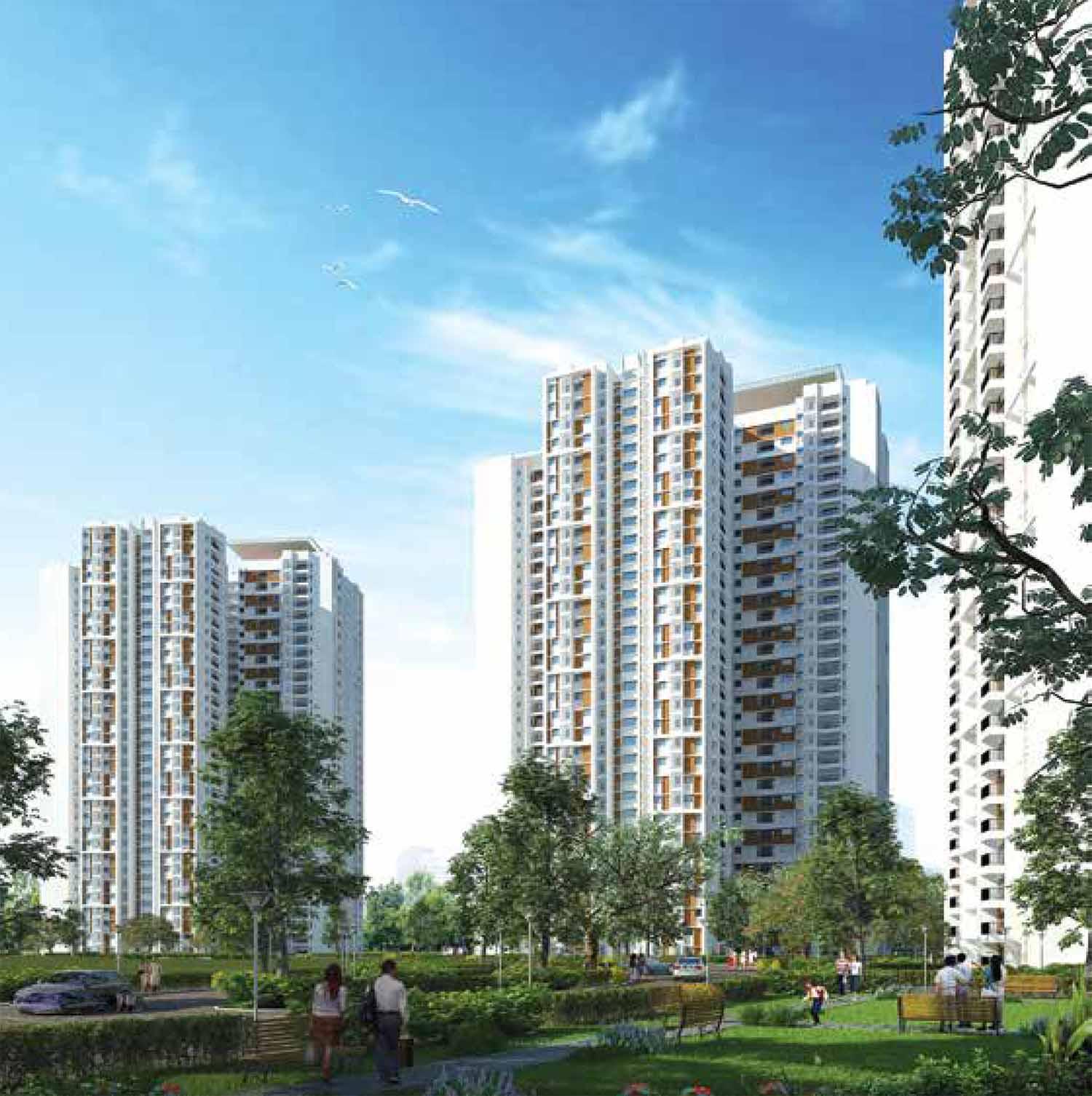 Prestige Falcon City Kanakapura Road Bangalore 14355