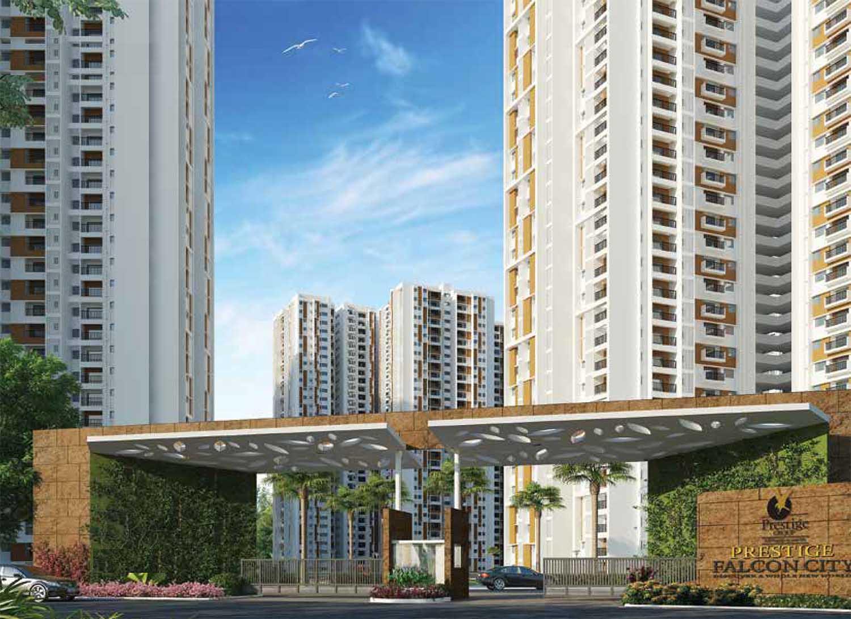 Prestige Falcon City Kanakapura Road Bangalore 14356