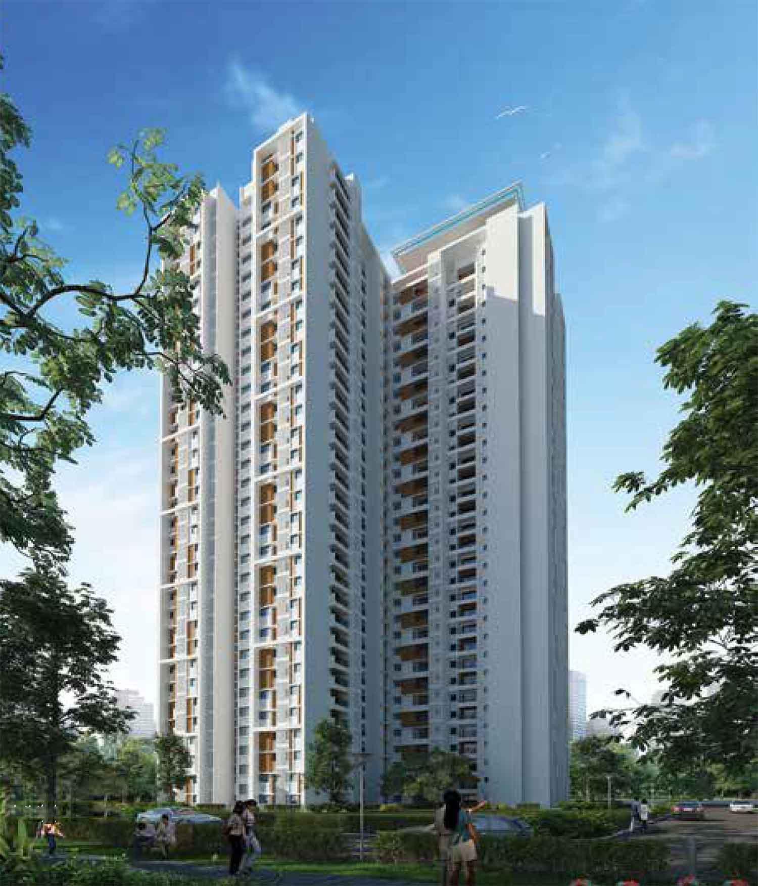 Prestige Falcon City Kanakapura Road Bangalore 14358