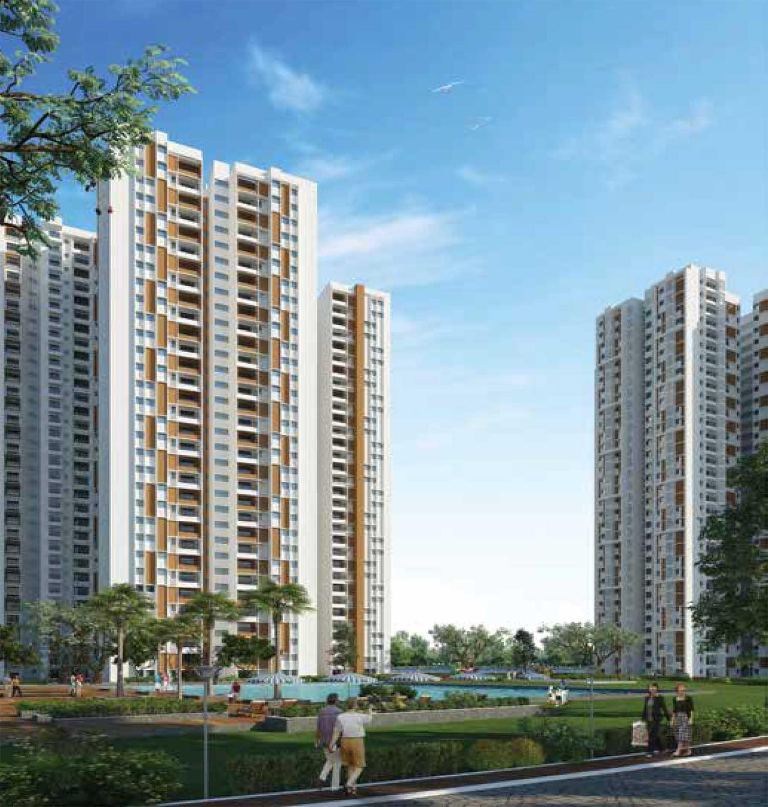 Prestige Falcon City Kanakapura Road Bangalore 14359
