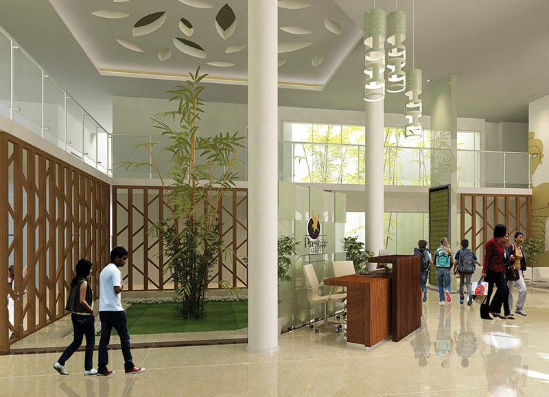 Prestige Falcon City Kanakapura Road Bangalore 14377