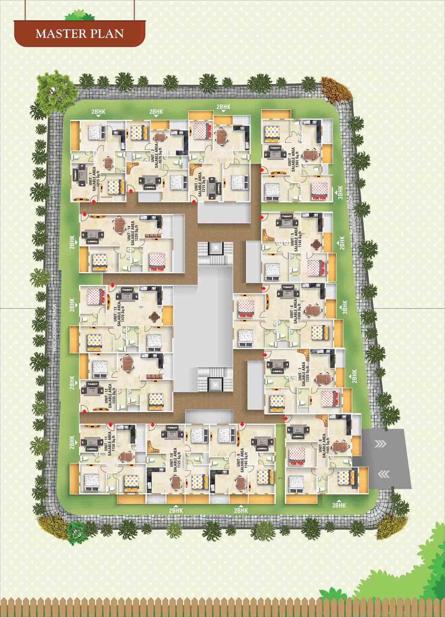 5 Elements Aditya Harmony Kanakapura Road Bangalore 14385