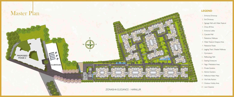 Zonasha Elegance Harlur Bangalore 14402
