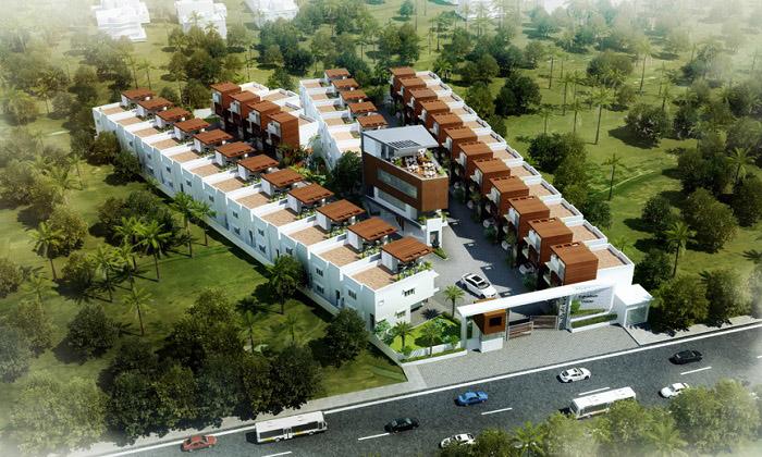 Altitude Signature Villa Guduvanchery Chennai 14404