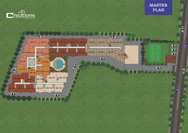 Creations Genesis Navalur Chennai 14421