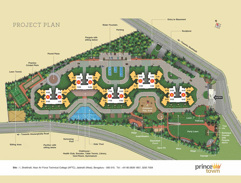 Kumar Princetown Jalahalli West Bangalore 14460