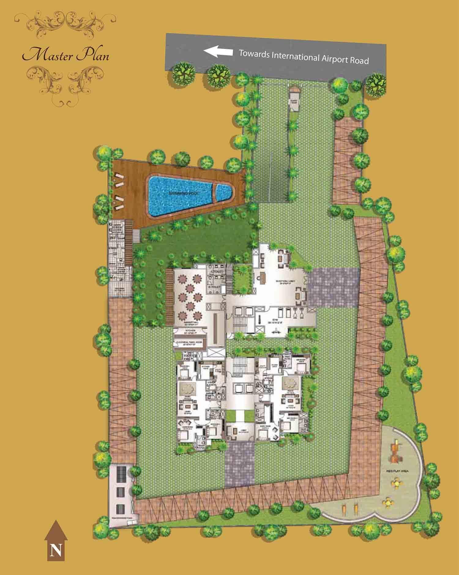 Legacy Eldora Kogilu Bangalore 14468