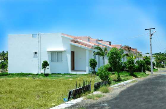 Color Emerad Bay Villa East Coast Road Chennai 14564