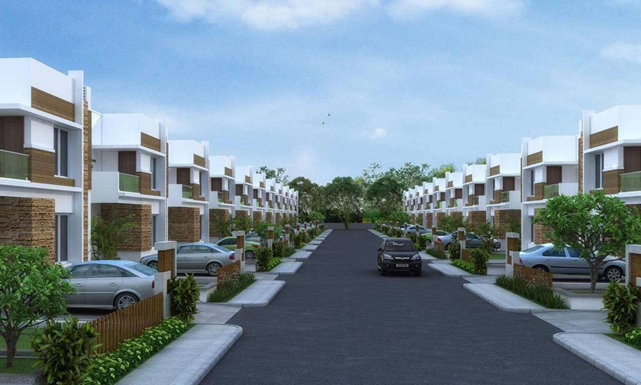 Color Homes Kanchi Pattinam Villa Kanchipuram Chennai 14569