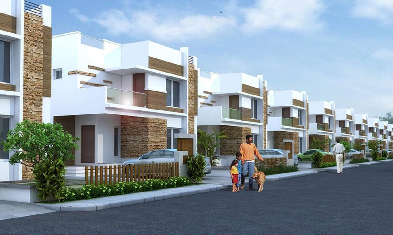 Color Homes Kanchi Pattinam Villa Kanchipuram Chennai 14570