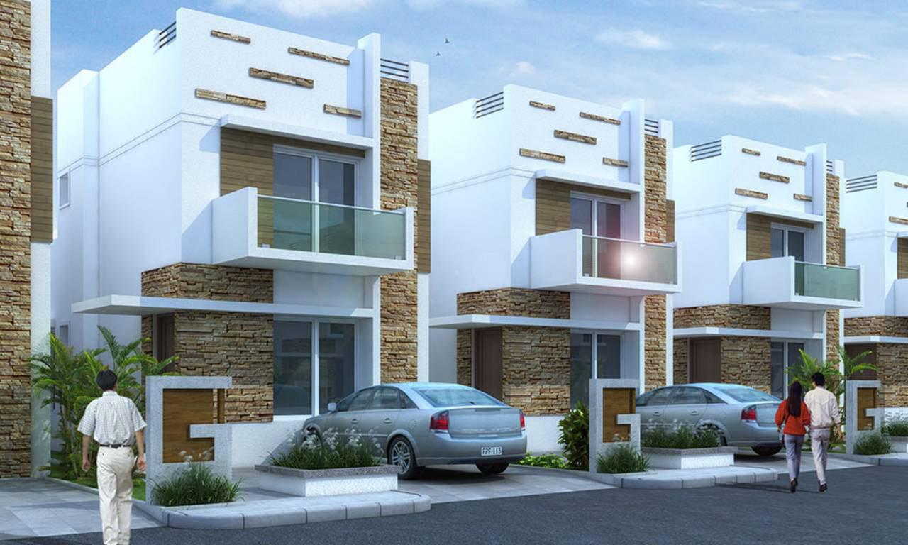 Color Homes Kanchi Pattinam Villa Kanchipuram Chennai 14571