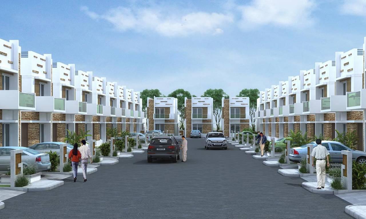 Color Homes Kanchi Pattinam Villa Kanchipuram Chennai 14572