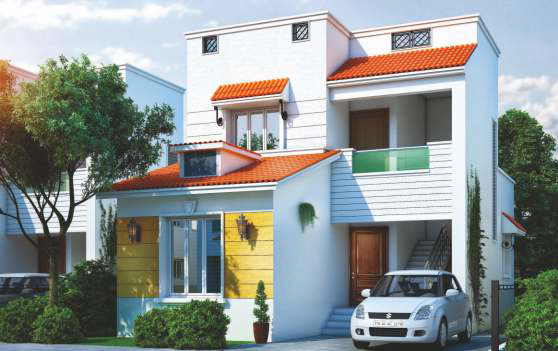 Color Homes Poonamallee Farms Villa Poonamallee Chennai 14573