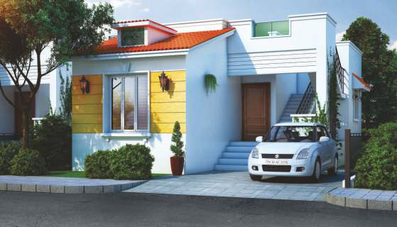 Color Homes Poonamallee Farms Villa Poonamallee Chennai 14574