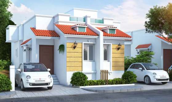 Color Homes Poonamallee Farms Villa Poonamallee Chennai 14575
