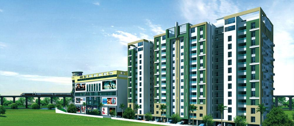 Esthell Golden Square Velacheri Chennai 14580