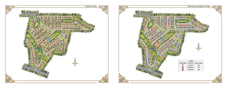 Prestige Mayberry Villa Whitefield Bangalore 14610