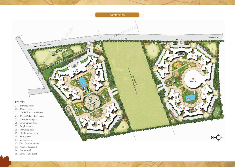 Prestige Sunrise Park Electronic City Phase 1 Bangalore 14615