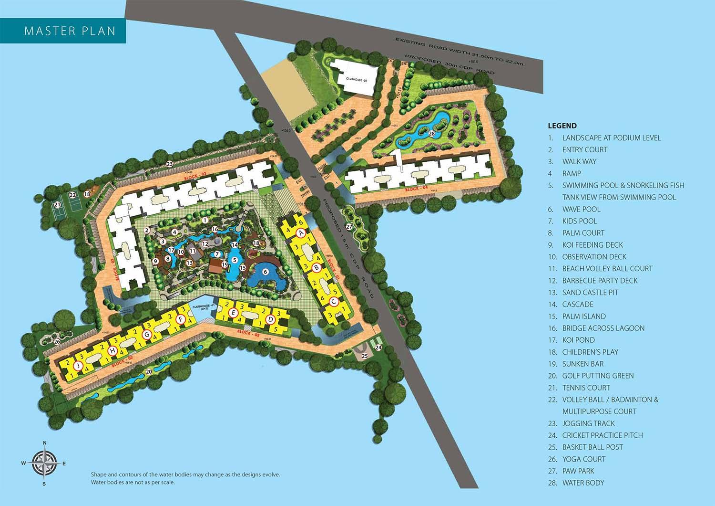Purva Palm Beach Off Hennur Road Bangalore 14630
