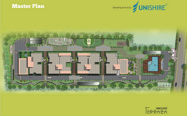 Unishire Terraza Thanisandra Bangalore 14680
