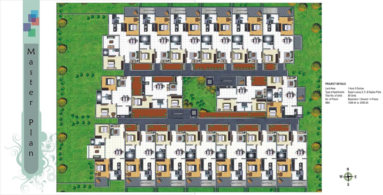 Srinivasa Sai Poorna High End Harlur Bangalore 14689