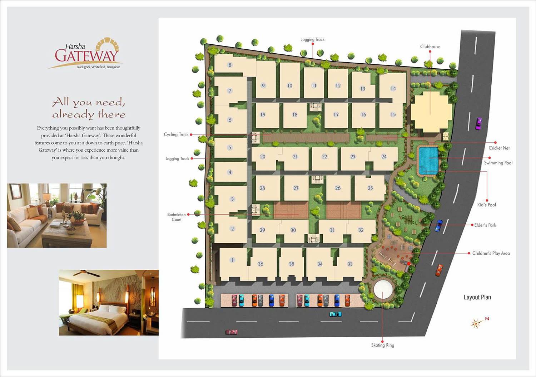 Sree Harsha Gateway Kadugodi Bangalore 14690