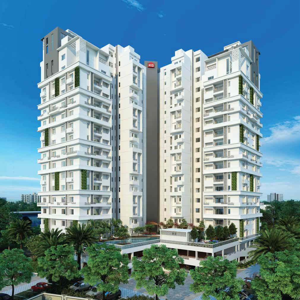 KG One & Only Thoraipakkam Chennai 14712