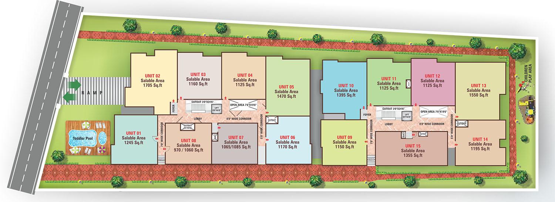 5 Elements Ajantha Royal Electronic City Phase 2 Bangalore 14717