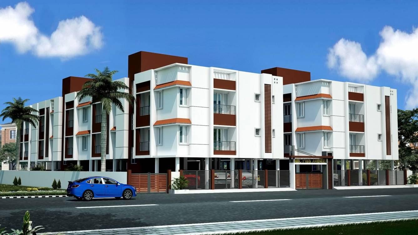 Madras MHC Park Avenue Urappakkam Chennai 14738
