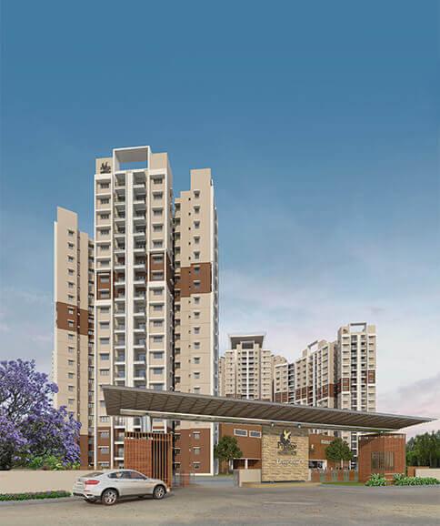 Prestige Sunrise Park Electronic City Phase 1 Bangalore 14814