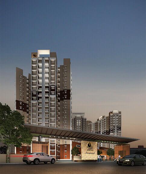 Prestige Sunrise Park Electronic City Phase 1 Bangalore 14815