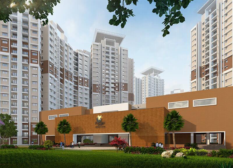 Prestige Sunrise Park Electronic City Phase 1 Bangalore 14816