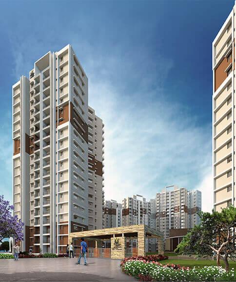 Prestige Sunrise Park Electronic City Phase 1 Bangalore 14817