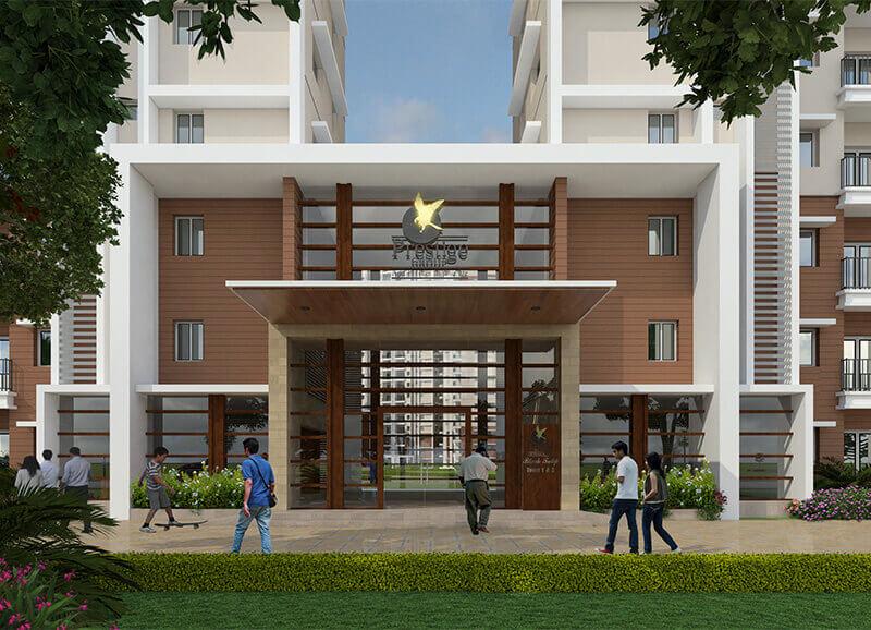 Prestige Sunrise Park Electronic City Phase 1 Bangalore 14818