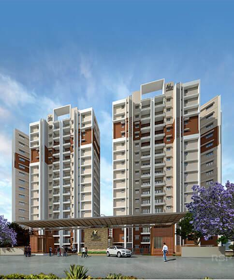 Prestige Sunrise Park Electronic City Phase 1 Bangalore 14819