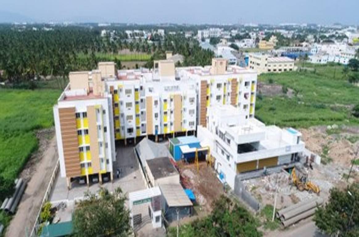 Ramani's Green Park Ganapathy Coimbatore 14915