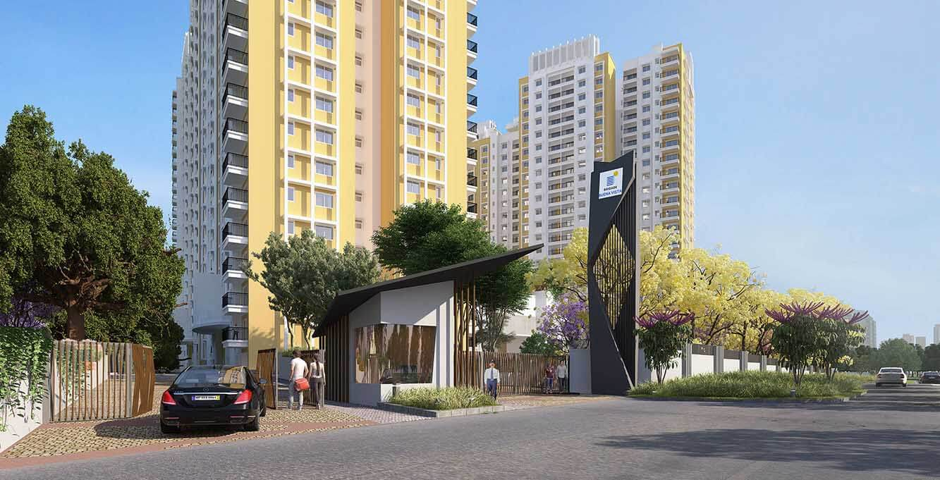 Brigade Buena Vista Phase 2 Old Madras Road Bangalore 14953