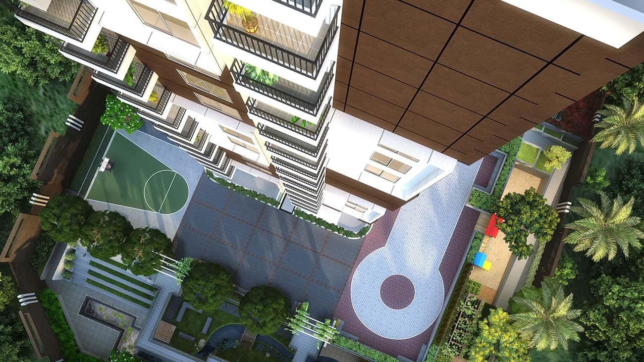 Coevolve Northern Star Apartments for Sale Karnataka