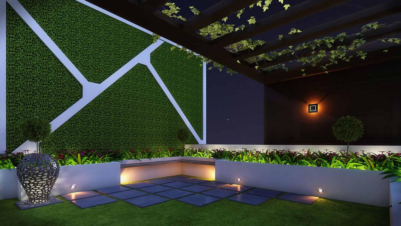 CoEvolve Northern Star meditation lawn