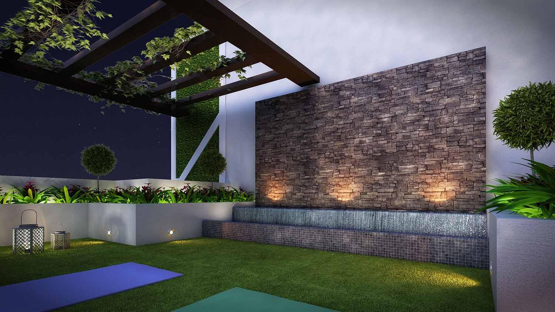 CoEvolve Northern Star yoga lawn